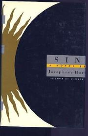 SIN by Josephine Hart