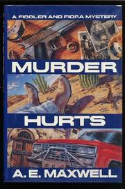 Book Cover for MURDER HURTS