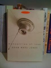 MONOPOLIES OF LOSS by Adam Mars-Jones