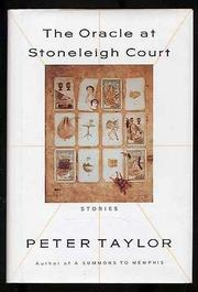 THE ORACLE AT STONELEIGH COURT by Peter Taylor