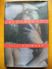 BLOODSONG by Jill Neimark