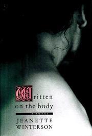 WRITTEN ON THE BODY by Jeanette Winterson