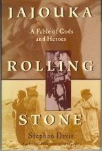 Book Cover for JAJOUKA ROLLING STONE
