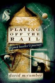 PLAYING OFF THE RAIL by David McCumber