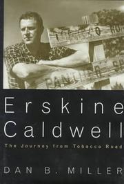 ERSKINE CALDWELL by Dan B. Miller