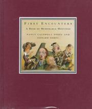 FIRST ENCOUNTERS by Nancy Caldwell Sorel
