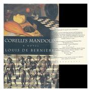 CORELLI'S MANDOLIN by Louis de Bernières