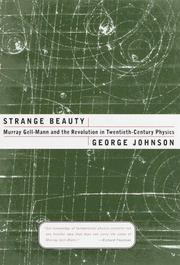 STRANGE BEAUTY by George Johnson