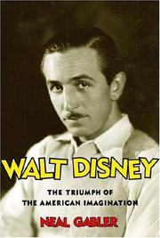 Cover art for WALT DISNEY