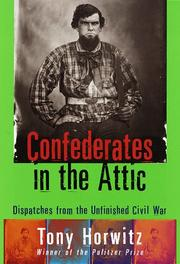 Book Cover for CONFEDERATES IN THE ATTIC