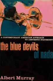 THE BLUE DEVILS OF NADA by Albert Murray