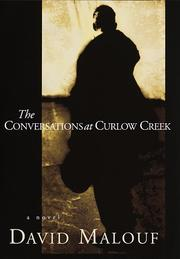 Book Cover for THE CONVERSATIONS AT CURLOW CREEK