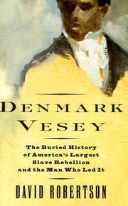 DENMARK VESEY by David Robertson