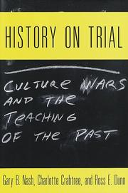 Cover art for HISTORY ON TRIAL