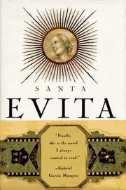 Book Cover for SANTA EVITA