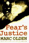 FEAR'S JUSTICE by Marc Olden