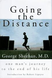 GOING THE DISTANCE by George Sheehan