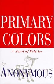 Book Cover for PRIMARY COLORS