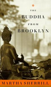 THE BUDDHA FROM BROOKLYN by Martha Sherrill