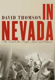 IN NEVADA by David Thomson