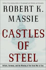 Cover art for CASTLES OF STEEL