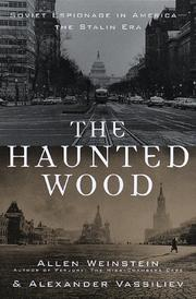 THE HAUNTED WOOD by Allen Weinstein