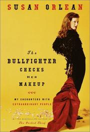 Cover art for THE BULLFIGHTER CHECKS HER MAKEUP