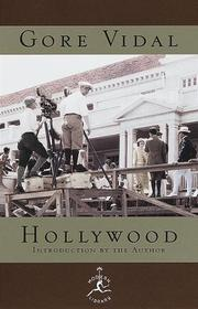HOLLYWOOD by Gore Vidal