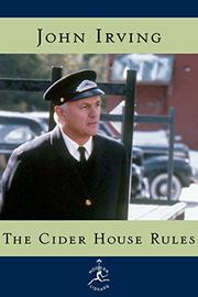 Book Cover for THE CIDER HOUSE RULES