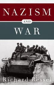 NAZISM AND WAR by Richard Bessel