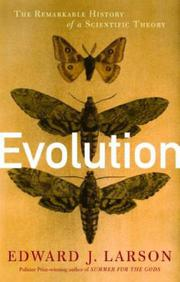 EVOLUTION by Edward J. Larson