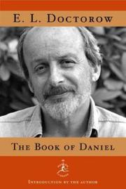 THE BOOK OF DANIEL by E. L. Doctorow