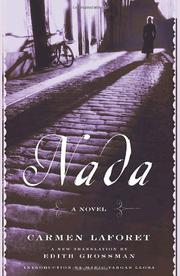 Book Cover for NADA