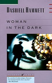 Book Cover for WOMAN IN THE DARK