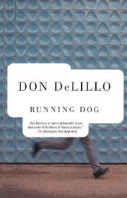 Cover art for RUNNING DOG