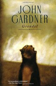 grendel by john gardner kirkus reviews grendel