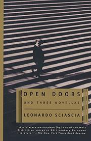 OPEN DOORS and Three Novellas by Leonardo Sciascia