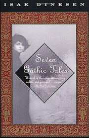 SEVEN GOTHIC TALES by Isak Dinesen