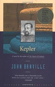 KEPLER by John Banville