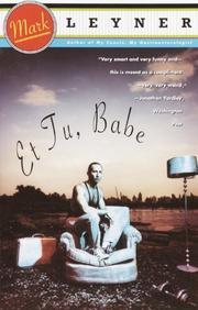 """ET TU, BABE"" by Mark Leyner"