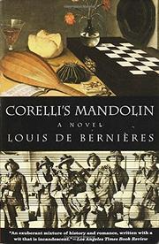 """CORELLI'S MANDOLIN by Louis """"de Bernières"""