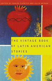 Cover art for THE VINTAGE BOOK OF LATIN AMERICAN STORIES