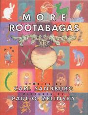 MORE ROOTABAGAS by Carl Sandburg