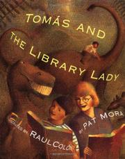 TOMAS AND THE LIBRARY LADY by Pat Mora
