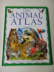 THE ANIMAL ATLAS by Barbara Taylor