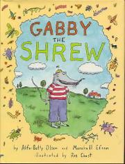 GABBY THE SHREW by Alfa-Betty Olsen