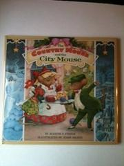Cover art for THE COUNTRY MOUSE AND THE CITY MOUSE