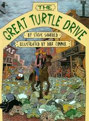 THE GREAT TURTLE DRIVE by Steve Sanfield