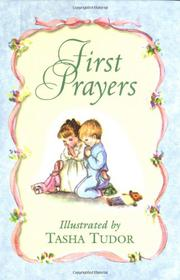 Cover art for FIRST PRAYERS