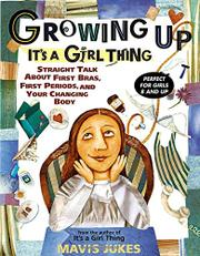 GROWING UP by Mavis Jukes